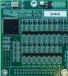 Target Drone Peripherals Control Board