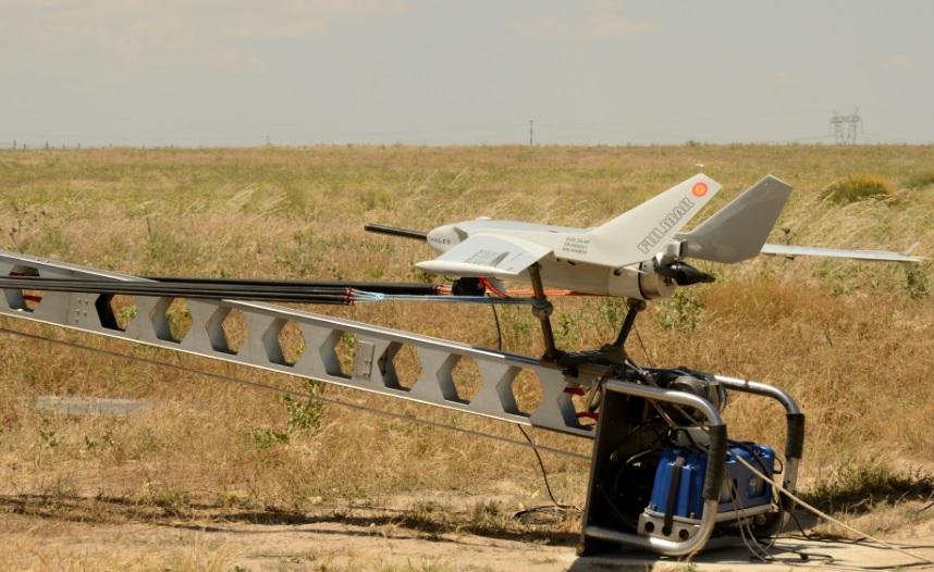 FULMAR X fixed wing platform