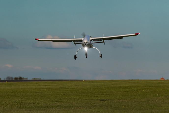 Flight Control for Fixed Wing UAVs   UAV Navigation