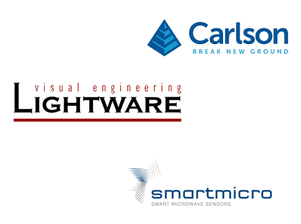 UAV Navigation Payload Partners Carlson, Lightware, Nanoradar and Smartmicro