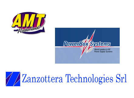 UAV Navigation Payload Integration Partner Engines: AMT, Zanzottera and Powerbox
