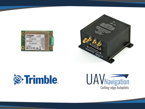 UAV Navigation Trimble