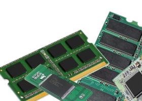 RAM and Flash Non Volatile Memory