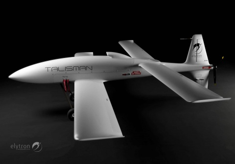 UAV Navigation autopilot on Fixed Wing Platform Elytron