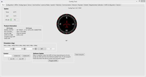 Visionair Configuration Tools