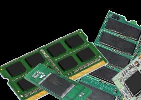 RAM and Flash Non Volatile Memory