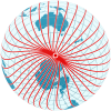 Magnetic Field Lat -64.44 Long 137.44