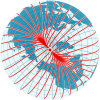 Magnetic Field Lat 85.19 Long -133.16